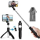 ELEGIANT Selfie Stick, Bluetooth Selfiestick Stativ 3 in 1...