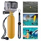 XCSOURCE gelbes Einbeinstativ für die Benutzung im Wasser,...