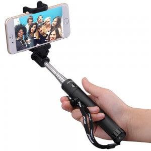 Selfie Stick Stabilität